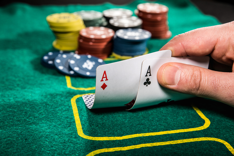 Black-jack And Poker Are The Most Famous Casino Games Available