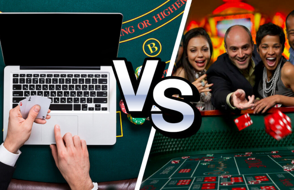Differences between Traditional Gambling and Online Gambling Sites
